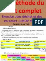 12 Exercice à Traiter