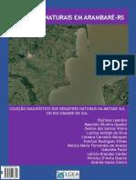 Livro Desastres Naturais Em Arambaré-rs