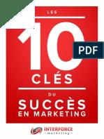 10 Succes en Marketing
