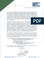 INVITACION PRIMERA REUNIÓN 2011