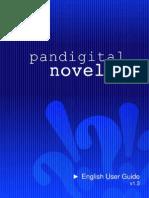 Pan Digital Ereader Tablet E166635 User-guide