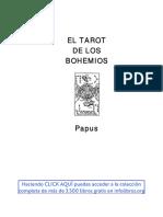 1. El Tarot de Los Bohemios Autor Papus