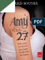 Amy e o Clube dos 27 - Howard Sounes
