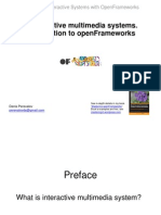 OpenFrameworks lections