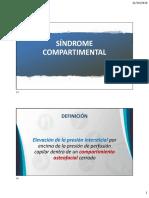 SINDROME COMPARTIMENTAL (1)