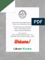 LRA - Don't Miss the Latino Restaurant Symposium - Fall 2021 State of the State of Latino Restaurants