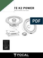 k2power User Manual