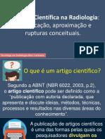 Produção Científica na Radiologia