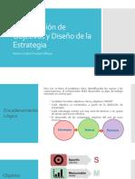 6. Construcción de objetivos y estrategia