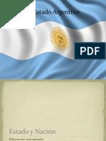 El Estado Argentino - powerpoint