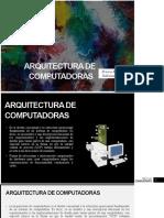 Arquitectura de Computadoras F