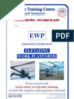 Book - WP_Elevating_Work_Platform
