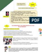 Presentación evaluación diagnóstica 1° 2021