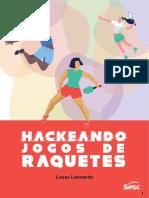 Ebook - Rackeando Jogo de Raquetes -  SESC
