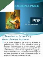 Introduccion a Pablo Presentacion Padre Abac