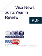 EB-5-Visa-News-2010-Year-in-Review