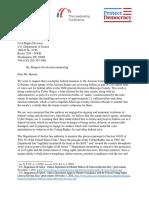 Three Lawfare Groups Petition Biden DOJ to Shut Down Maricopa County Forensic Audit