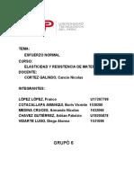 Esfuerzo Normal - Grupo6