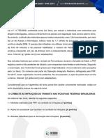 Tema 0058 - PRF 2019