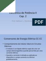 Eletrônica de Potência II - Cap. 2
