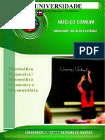 0589 - Matemática Financeira - Matemática Financeira e Orçamentária