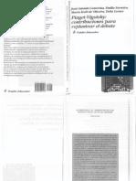 Libro CASTORINA PIAGET VIGOTSKYLerner_Enseñanza_Aprendizaje