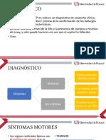 DIAGNÓSTICO Y TTO PRIMARIO DE PARKINSON