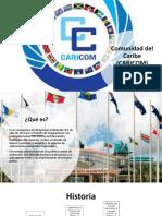 Comunidad Del Caribe (Caricom).Pptx