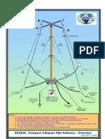 Four Square Antenna