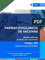1-Protocolo Eventos Adversos Posteriores a Vacunacion