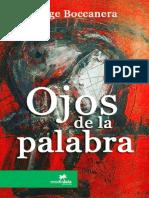 Ojos de La Palabra (Spanish Edi - Jorge Boccanera