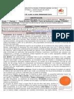1 Guía Estructura y Modelos Atómicos.