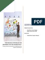 PROGRAMA INTEGRADO DE DISTRIBUCION DE MARKETING 2020