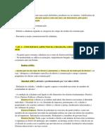RESENHA SIGNATES; MORAES - Cidadania Comunicacional 2019
