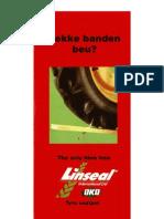 Linseal Brochure - Dutch