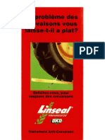 Linseal Brochure - French