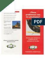 Linseal Brochure - Spanish