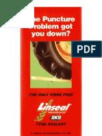 Linseal Brochure - English