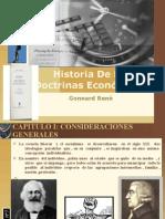 Historia De Las Doctrinas Económicas