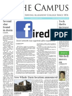 Allegheny Campus - 3/11/11 - Page 1