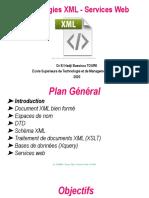 Cours 1 XML Services Webs