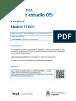 REDES_Guía05_Modelo TCP-IP
