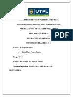 Informe Physioex