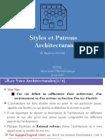 Styles Architecturaux (1)