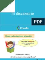 PPT 2DO GRADO- EL DICCIONARIO