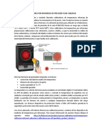 Calibradores Por Infrarrojo Fluke 4180-81