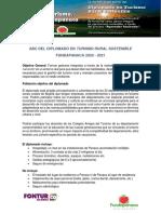 ABC Diplomado Turismo Rural_cohorte 3