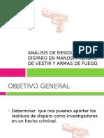 255862177 Analisis de Residuos de Disparo en Manos