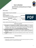 Primer Estrategia evaluativa octavo2021 (1)
