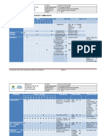 Anexo B, Calendario de Actividades, Ejercicios y Simulacros